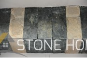 Dimensioned Elements GLIZ Formed Green - natural stone Gneiss