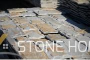 Оразмерени елементи - ГЛИЦ Оформени Гръцко - естествен камък Гнайс