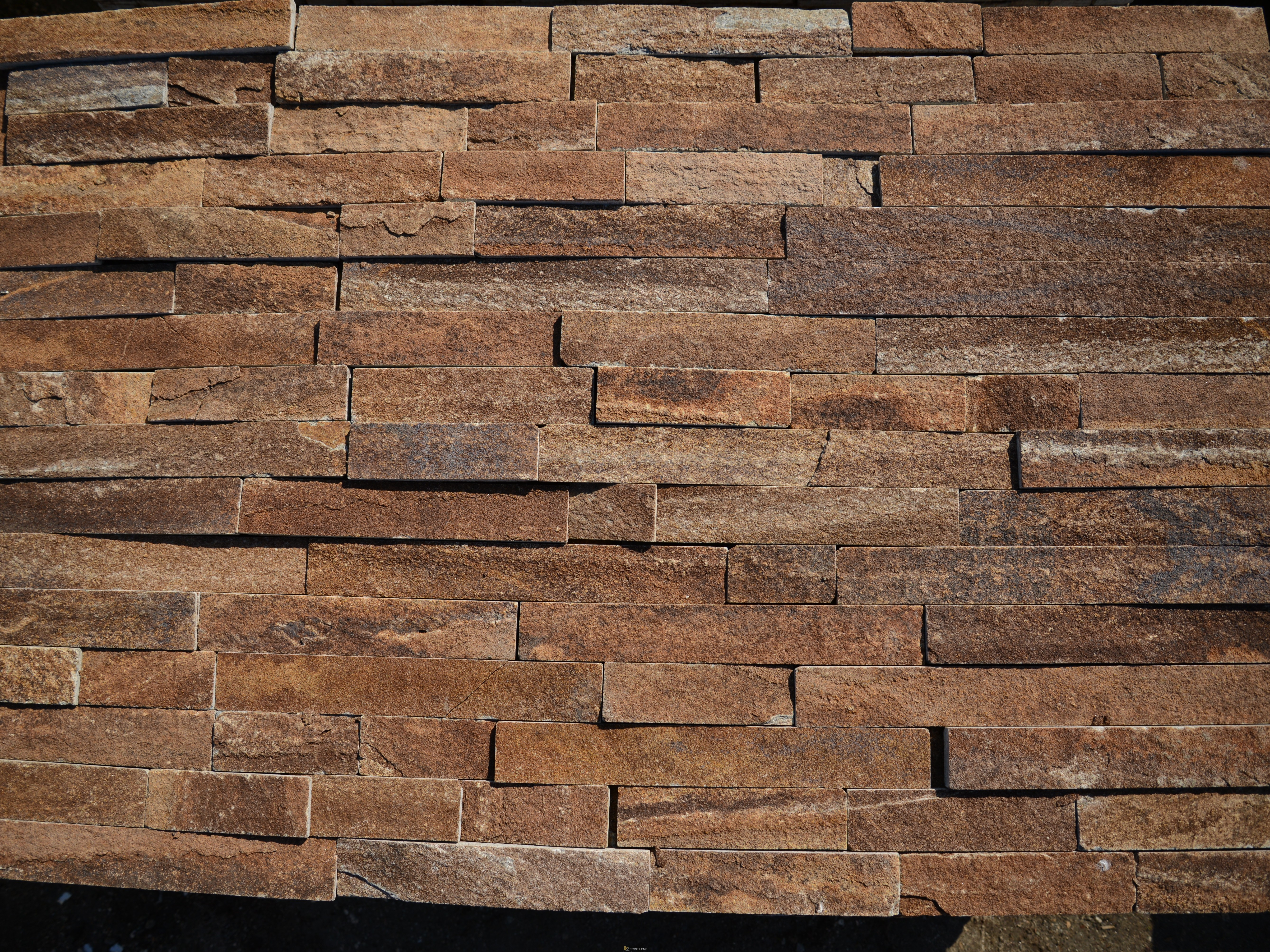 Dimensioned Elements Formed Brown - natural stone Gneiss