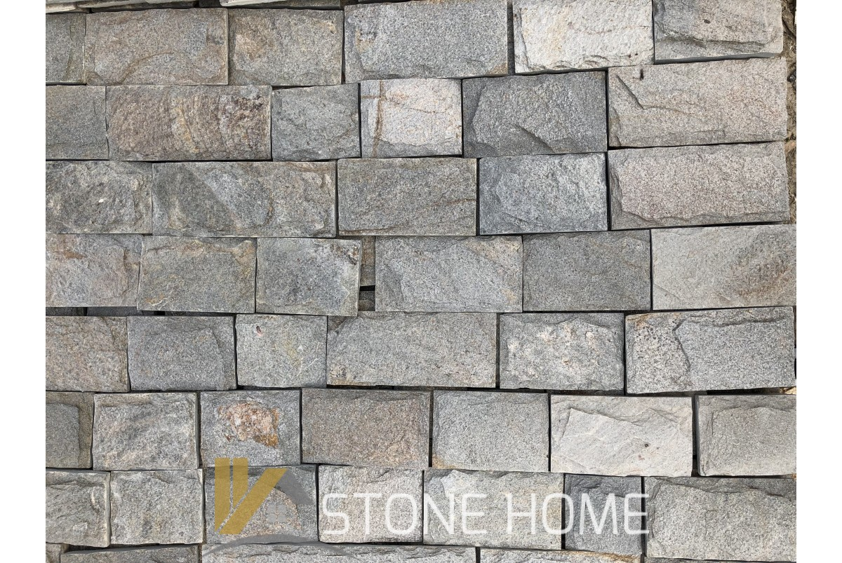 Dimensioned Elements GLIZ Formed Metallic - natural stone Gneiss
