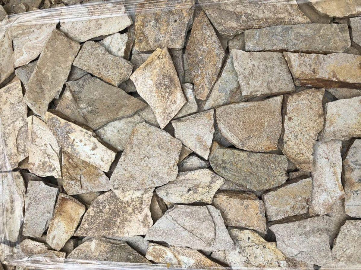 Облицовка Неоформена Арабско естествен камък Гнайс
