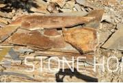 Облицовка Неоформена Петниста - естествен камък Гнайс