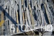 Изрезки Неоформени Синьо-зелени - естествен камък Гнайс