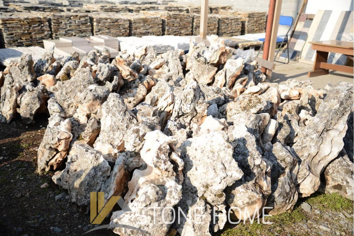 Декоративен морски камък