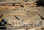 Многоъгълни плочи Неоформени Старозагорски камък - естествен камък Гнайс
