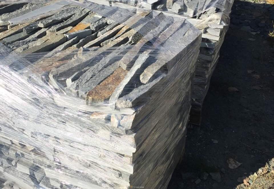 Изрезки Неоформени Кавала - естествен камък Гнайс
